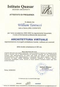Istituto Quasar - Architettura Virtuale