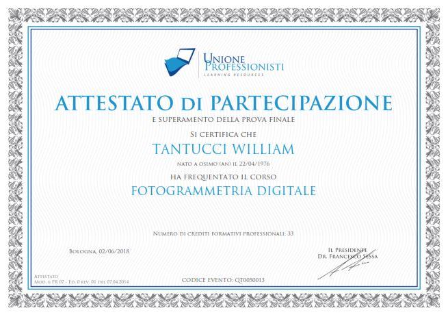 Fotogrammetria digitale