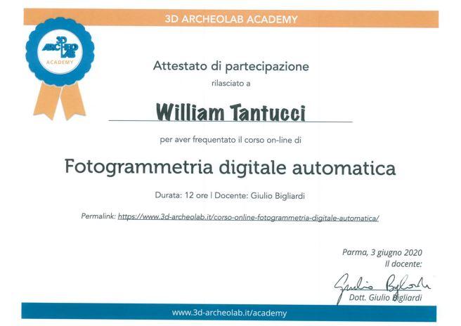 Fotogrammetria digitale automatica