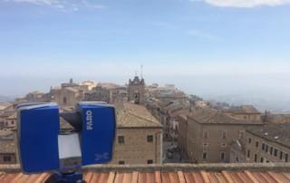 Laser Scanner - Osimo