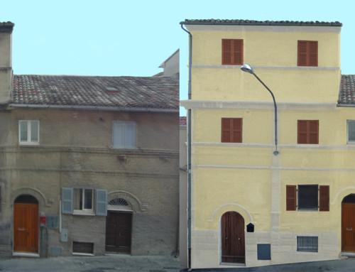 Ristrutturazione in centro storico – Via Zara